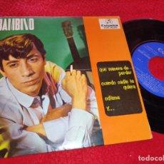 """Discos de vinilo: BAMBINO QUE MANERA DE PERDER / ODIAME / CUANDO NADIE TE QUIERA / Y... 7"""" EP 1964 COLUMBIA RUMBA. Lote 222194996"""