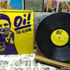 Discos de vinilo: 004. OÍ! . THE ALBUM. Lote 222200475