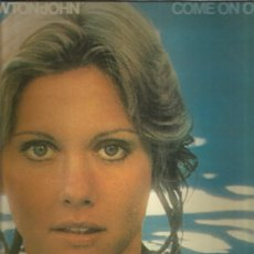 Discos de vinilo: OLIVIA NEWTON COME ON OVER. Lote 222203233