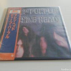 Discos de vinilo: VINILO EDICIÓN JAPONESA DEL LP DE DEEP PURPLE MACHINE HEAD. Lote 222204181
