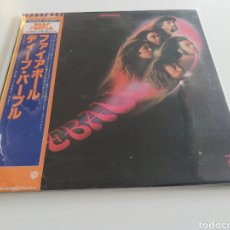 Discos de vinilo: VINILO EDICIÓN JAPONESA DEL LP DE DEEP PURPLE FIREBALL. Lote 222213487