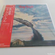 Discos de vinilo: VINILO EDICIÓN JAPONESA DEL LP DE DEEP PURPLE STORMBRINGER. Lote 222213641