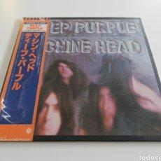 Discos de vinilo: VINILO EDICIÓN JAPONESA DEL LP DE DEEP PURPLE MACHINE HEAD. Lote 222213743