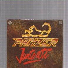 Discos de vinilo: PANZER JUNTO A TI. Lote 222215991