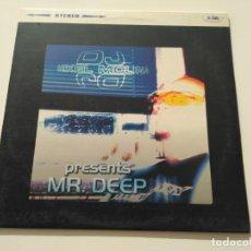Discos de vinilo: MIKEL MOLINA - MR DEEP. Lote 222218826