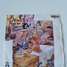 Discos de vinilo: AL STEWART YEAR OF THE CAT / BROADWAY HOTEL ( 1976 RCA ESPAÑA ) ALAN PARSONS. Lote 222220977