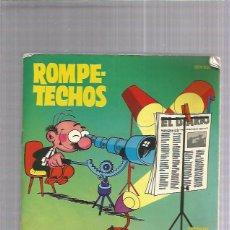 Discos de vinilo: ROMPETECHOS DE VIGIA QUIEN LO DIRIA. Lote 222221006