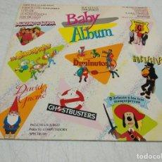 Discos de vinilo: BABY ALBUM -DOBLE LP. Lote 222221566