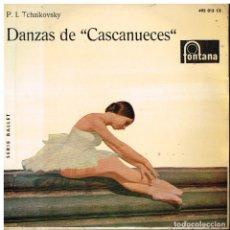 Discos de vinilo: DANZAS DE CASCANUECES - EP 1962. Lote 222222971