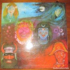 Discos de vinilo: KING CRIMSON-IN THE WAKE OF POSEIDON LP. Lote 222224362