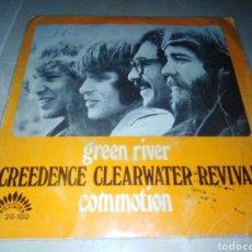 Discos de vinil: CREEDENCE CLEARWATER REVIVAL-GREEN RIVER-ORIGINAL ESPAÑOL 1969. Lote 222240568