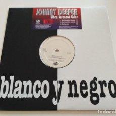Discos de vinilo: JOHNNY DEEPER - WHEN SUSANNAH CRIES. Lote 222244075