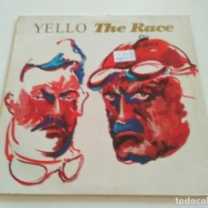 Discos de vinilo: YELLO - THE RACE. Lote 222244495