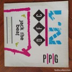 """Discos de vinilo: P/P/G - JACK THE BEAT (12"""") (RCA) (ES). Lote 222249452"""