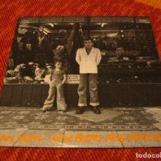 Discos de vinilo: IAN DURY LP NEW BOOTS AND PANTIES STIFF ESPAÑA 1978 PROMOCIONAL LAMINADA + FUNDA INTERIOR. Lote 222250088