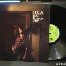 Discos de vinilo: LUIS EDUARDO AUTE FUGA LP SPAIN 1987 PDELUXE. Lote 222250356