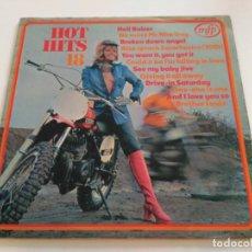 Discos de vinilo: HOT HITS 18 (LP). Lote 222251256