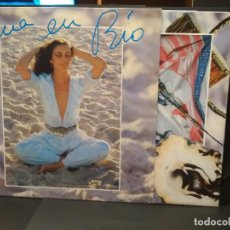 Discos de vinilo: ANA BELEN ANA EN RIO LP SPAIN 1982 PDELUXE. Lote 222251500
