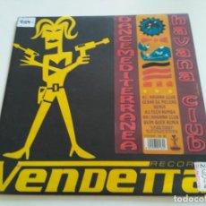Discos de vinilo: DANCEMEDITERRANEA - HAVANA CLUB. Lote 222251741