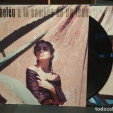 Discos de vinilo: ANA BELEN A LA SOMBRA DE UN LEON LP SPAIN 1988 PDELUXE. Lote 222251936