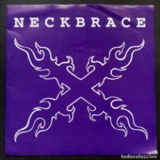 Discos de vinilo: NECKBRACE - BETTER WAY / STEP TO ME / FALSE PRIDE / ANOTHER LIFE - EP ALEMAN 33RPM - NO CRUELTY 1994. Lote 222255472
