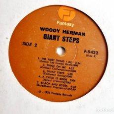 Discos de vinilo: VINILO GIANT STEPS. Lote 222258362