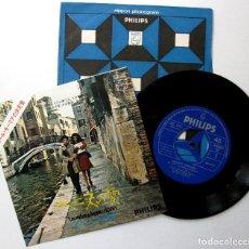 Discos de vinilo: PAUL MAURIAT - ANONIMO VENEZIANO / LOVE STORY - SINGLE PHILIPS 1971 JAPAN (EDICIÓN JAPONESA) BPY. Lote 222259685
