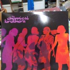 Discos de vinilo: THE CHEMICAL BROTHERS–WOODSTOCK . DOBLE LP VINILO PORTADA ABIERTA. NUEVO. Lote 222259998