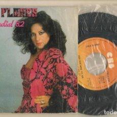 Discos de vinilo: DISCO VINILO. SINGLE. LOLA FLORES. MI MUNDIAL´82. CBS A 2445. (P/C61). Lote 222260786