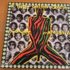 Discos de vinilo: A TRIBE CALLED QUEST MIDNIGHT MARAUDERS LP. Lote 222261136