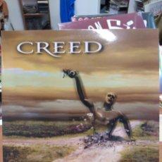 Discos de vinilo: CREED –HUMAN CLAY . DOBLE LP VINILO PORTADA ABIERTA. Lote 222261240