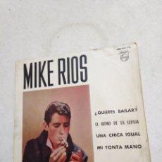 Discos de vinilo: MIKE RÍOS ( EP ). Lote 222262825