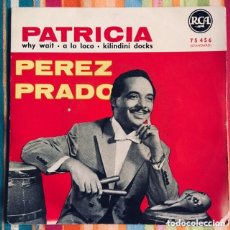 Discos de vinilo: PEREZ PRADO EP RCA EXCELENTE CONSERVACION. Lote 222263982