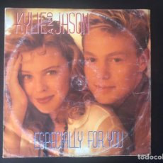 Discos de vinilo: KYLIE AND JASON ?– ESPECIALLY FOR YOU. Lote 222267777