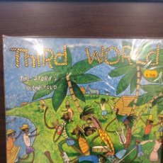 Discos de vinilo: THIRD WORLD. THE STORY'S BEEN TOLD. USA. Lote 222269336