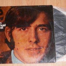 Discos de vinilo: DISCO VINILLO LP DE JOAN MANUEL SERRAT. Lote 222270165