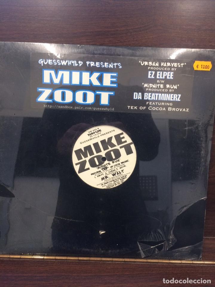 MIKE ZOOT. NUEVO. (Música - Discos de Vinilo - EPs - Rap / Hip Hop)