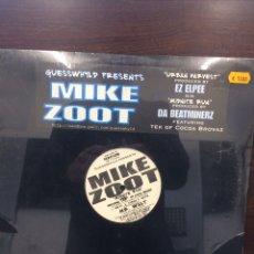 Discos de vinilo: MIKE ZOOT. NUEVO.. Lote 222271618