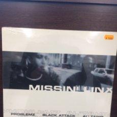 Discos de vinilo: M.I.A-LOC'ED. EP. NUEVO.. Lote 222271900