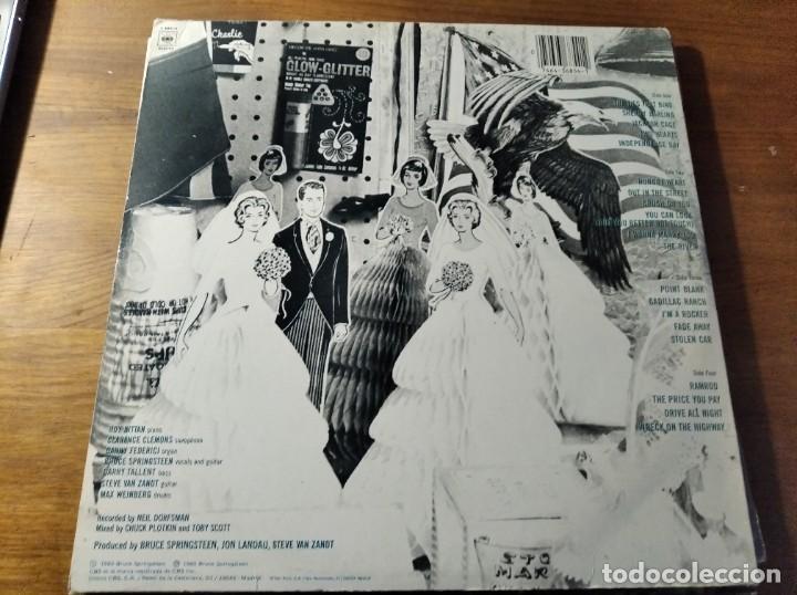 Discos de vinilo: BRUCE SPRINGSTEEN - The river ****** RARO LP ESPAÑOL DOBLE ORIGINAL 1980 BUEN ESTADO - Foto 2 - 222272705