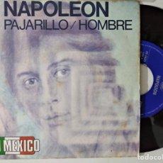 Discos de vinilo: NAPOLEÓN - PAJARILLO - AÑO 1977 - EDICIÓN ESPAÑOLA. Lote 222277115