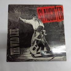 Discos de vinilo: SLAUGHTER THE WILD LIFE 1992. Lote 222280205