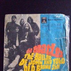 Discos de vinilo: DISCO THE BEATLES - THE BALLAD OF JOHN AND YOKO OLD BROWN SHOE - 1969. Lote 222281488