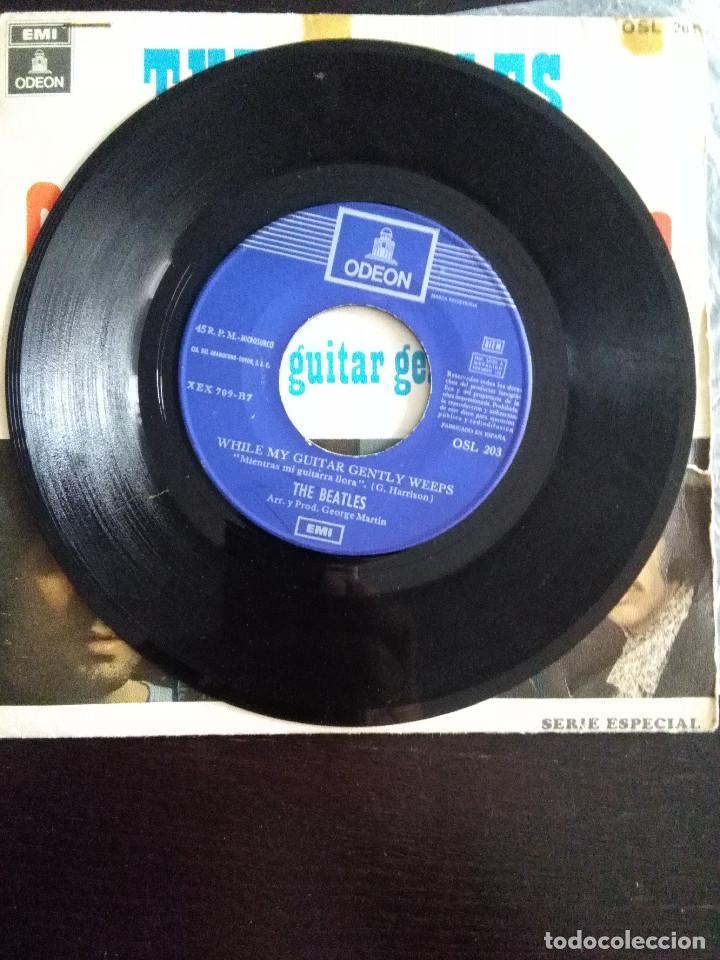 Discos de vinilo: THE BEATLES , OB-LA-DI, OB-LA-DA ED ESPAÑOLA 1969 - Foto 4 - 222283366