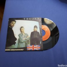 Discos de vinil: DISCO VINILO SINGLE THE JAM, GOING UNDERGROUND. POLYDOR 1980. Lote 222283850