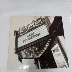 Discos de vinilo: WHITE LION MANE ATTRCTION. Lote 222286361