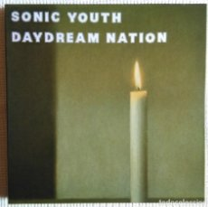 "Discos de vinilo: SONIC YOUTH - "" DAYDREAM NATION "" 4 LP + BOOK BOX SET LIMITED EDITION 2007 USA. Lote 222288021"