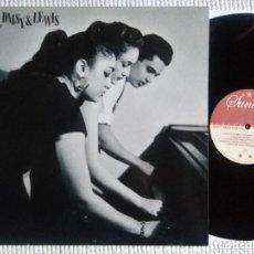 """Discos de vinilo: KITTY, DAISY & LEWIS - """" S/T """" LP 2008 UK. Lote 222290308"""