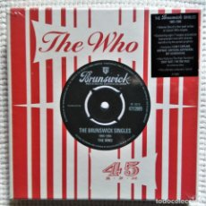 "Discos de vinilo: THE WHO - "" THE BRUNSWICK SINGLES 1965-1966 "" 7 SINGLE 7"" BOX 2015 EU SEALED. Lote 222290983"