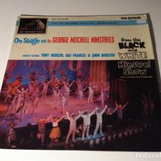 Discos de vinilo: THE GEORGE MITCHELL MINSTRELS FEATURING TONY MERCER, DAI FRANCIS & JOHN BOULTER - ON STAGE WITH THE. Lote 222291171